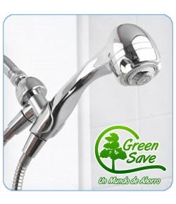 Ducha Movil de Ahorro de Agua y Gas 7.6 lt/min